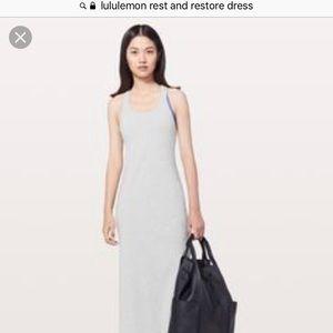 Lululemon Restore and Revitalize Dress